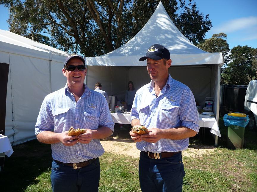Josh Walter (right) Murnong Farms web